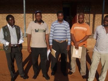 July 2007 HelpDesk - Mphephu High School