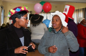 Aug 2014 Badge Party KZN Learning Gains Through Play