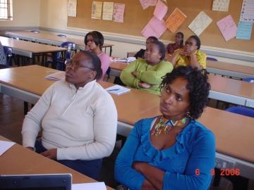 Aug 2007 Ndwedwe Primary School