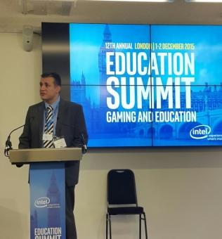 Dec 2015 Intel Summit