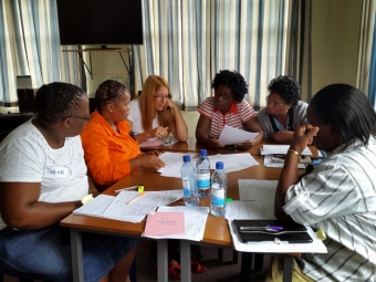 Jan 2015 Learning Gains Project Workshop KZN Day 2