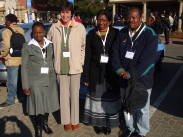 July 2007 Bloemfontein Conference Day 1