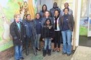 July 2012SNSA staff at Sunshine Foundation - Mandela Day