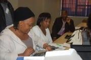 July 2013 ICT4RED Training Facilitators