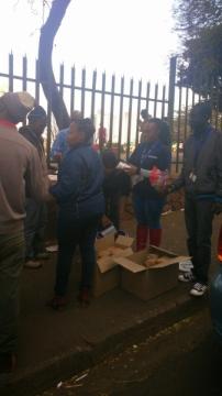 July 2014 67 Minutes in Berea Johannesburg