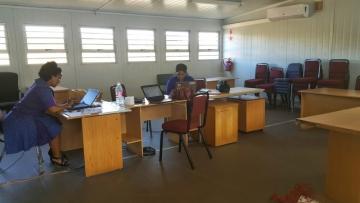 March 2015 Mt Frere Teacher Centre