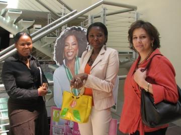 May 2006 Oprah Workshop