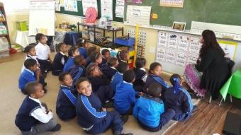 May 2015 LGP W Cape Schools Visit