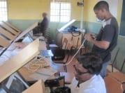 Oct 2010-10-20 Amagcino Primary School, KZN, ICT Skills Vodacom Project