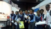 Oct 2012 SABC Education - My Tomorrow Technical Careers Expo