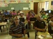 Oct 2013 ICT Skills Training at Phomello Primary School - Villiers