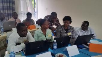 Oct 2015 Kenyatta University - Course Design
