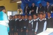 Sept 2009 Inkazimulo Primary School