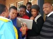 Sept 2013 Nshingeni and Gando schools