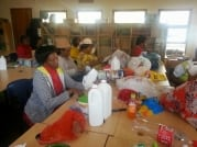 Sept 2014 Singakwenza Motor Development Workshop