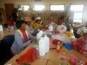 Sept 2014 Singakwenza Motor Development Workshop