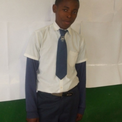 Hlatshwayo Banele. Tshanbezwe. G.10