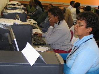 Sept 2007 Intel Teach Cape Town