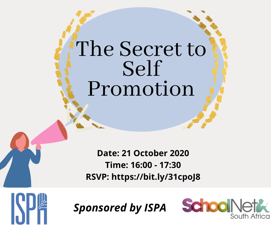 Secret to Self Promotion Workshop